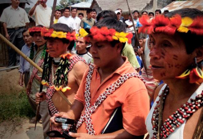 Comunidades indígenas rechazan que se anule sus votos